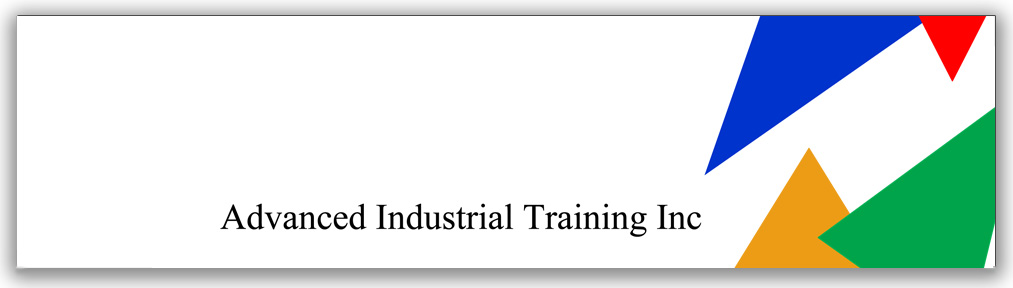 Advanced Industrial Training Inc